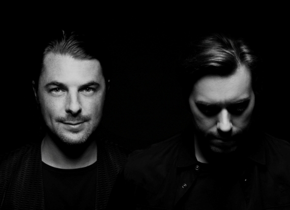 Axwell and Ingrosso from swedish Housemafia