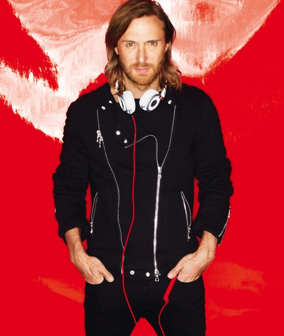David Guetta, Photocredit by ALix Malka