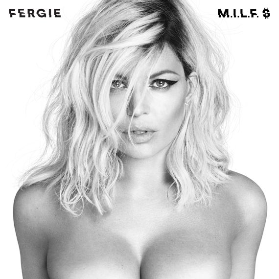 Fergie, MILF_MONEY-COVER-RGB_10x10