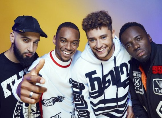 Rak-Su, X-Factor Winners
